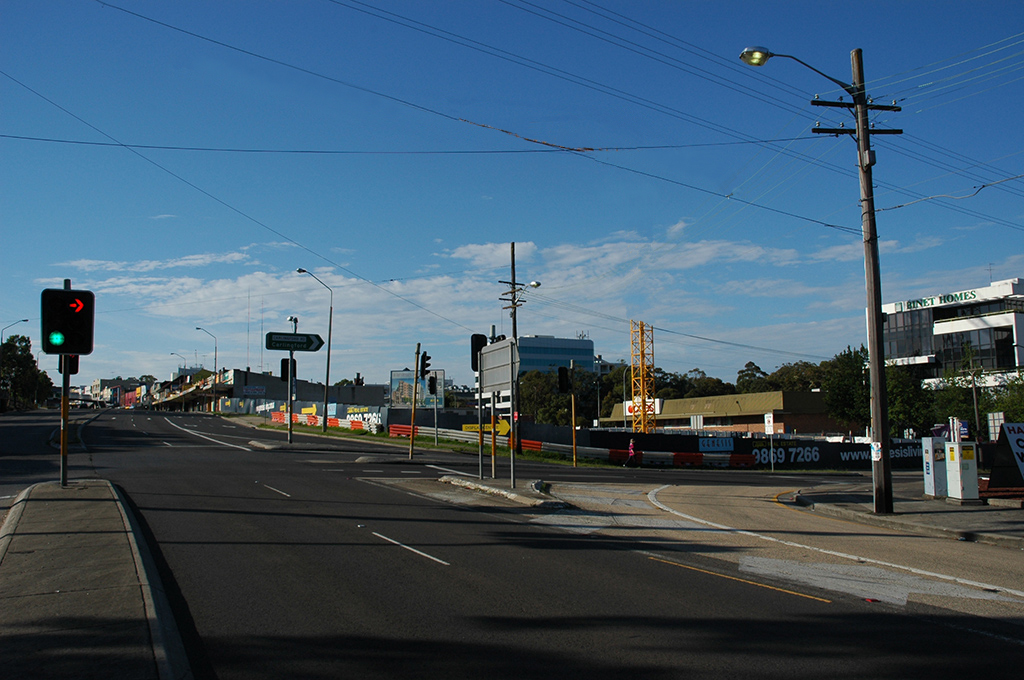 Epping, Nov 2004
